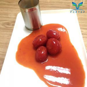 China Canned Peeled Tomato wholesale