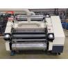 China Professional 2 Ply Corrugated Cardboard Semi Auto Single Facer Line 40-60m/Min Speed wholesale