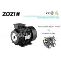 Buy cheap Class F C/U Bearing 24mm Hollow Shaft Electric Motor 100L2-4 3KW 4HP For Car from wholesalers