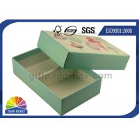 China Embossing Printed Hard Rigid Gift Boxes Packaging Cardboard Boxes With Lids wholesale