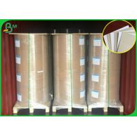 China Mixed Pulp Material Duplex Board Paper Size Customized With One Side Coated wholesale