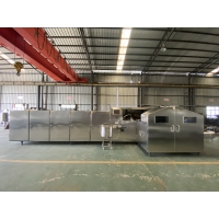 China Commercial 3800pcs/h  Ice Cream Cone Production Line  with Factory price on sale