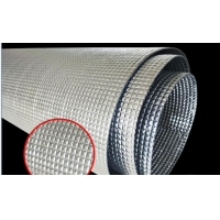 China Heat Reflective Aluminum Foil EPE Foam Thermal Insulation For Building wholesale