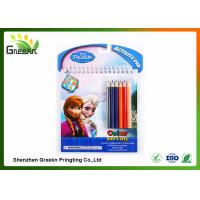 China Frozen Theme DIY Coloring Book for Small Kids Draw Learning wholesale