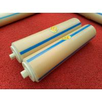 China Anti - Water Nylon Conveyor Rollers Be Carrier Roller Return Roller wholesale