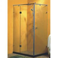 toughen glass framed shower enclosure , corner shower cubicles 90 x 90 X 200 / cm Manufactures