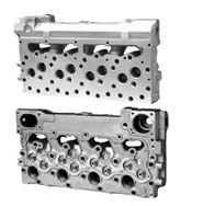 Buy cheap 6B / 6BT 5.9L - 12 Valve Cummins Engine Spare Parts Generator Cylinder Head from wholesalers