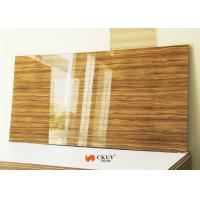 China Contemporary Poplar / Mixed Hardwood MDF Melamine Board For Study Room Furniture wholesale