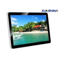 China 1920x1080P Network Digital Signage Advertising , 65 Inch Large Screen Monitor on sale