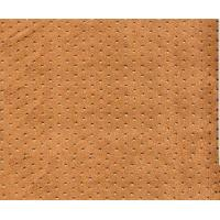 China Punched  micro Suede Fabric on sale