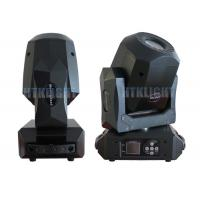 China AC 100V 90W LED Wash Moving Head Spot Light For Theater / Church / Concert wholesale