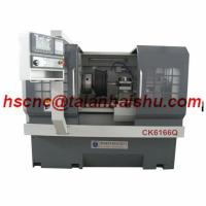 China High Performance Car Wheel CNC Lathe Machine CK6160A with Ce from China Haishu on sale
