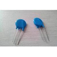 China 25D Thermally Protected Varistor Metal Oxide , High Voltage Varistor wholesale