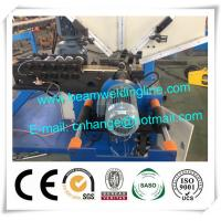 China HVAC Air Pipe Production Line , Air Duct Wind Tower Production Line wholesale