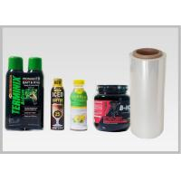 China High Transparency PETG Shrink Film With Higher Shrink Percentage 35-50mic wholesale