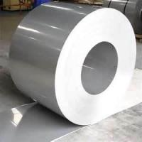 China High Copper 201 J4 Black - white PVC Film Cold Rolled Stainless Steel Strips wholesale