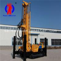 China Hot-selling 600-meter crawler pneumatic water well drilling rig /FY600 hydraulic high tower horizontal drilling rig wholesale