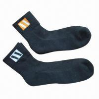China Coolmax Trail Cycling Socks for Men and Women, Used in Sports wholesale