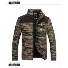 China Men's autumn/winter thickening male men designer jacket collar cotton warm coat fashion wholesale