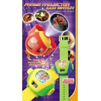 China PLASTIC 5 IMAGE PROJECTOR WATCH - wholesale