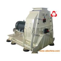 China Brand New grain grinding equipment / animal feed  hammer mill manufacture by china factory wholesale