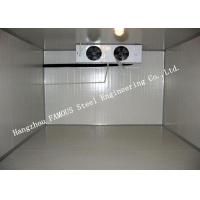 Buy cheap Temperature Controlled Prefabricated Modular Cold Room Panel for Fresh Fruit and from wholesalers