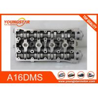 China Auliminium Auto Cylinder Heads F16D3 A16DMS F16D3 16V Valve With 1 Year Warranty wholesale