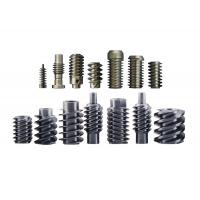 China Customized  Alloy Steel Worm Gear / Worm Worm Gear Oem Service 500mm Max Diameter wholesale