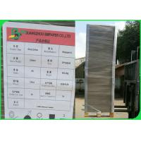 China 2mm 2.5mm Thick Grey Chipboard Paper / Uncoated Recycled Paperboard 700 * 1000mm Size on sale