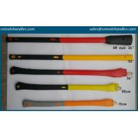 China felling axe fiber glass handle wholesale