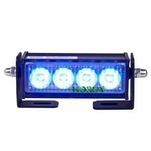 China LED warning bars police car  LED strobe light beacon 2W DC12V with holder for car wholesale