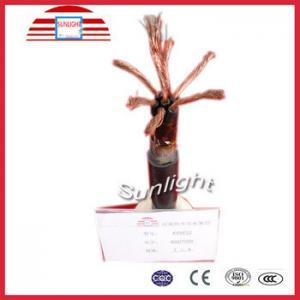 China Underground Multicore PVC Control Cable Conductors Low Voltage 450 / 750V wholesale