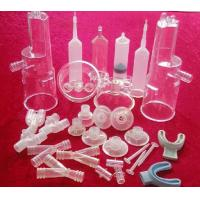 HASCO Standard Plastic Medical Injection Molding Parts Colorful Or Transparent