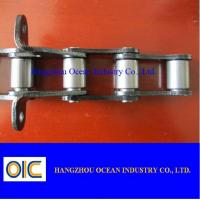 Alloy Steel Transmission Spare Parts Engineering Bush Chain For Electronic Products Manufactures
