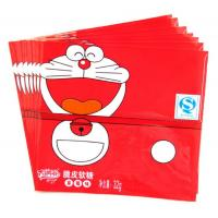 China Non Toxic Shrink Wrap Beer Can Labels Lightweight With Lovely Cartoon Pattern wholesale