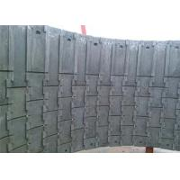 China Preheater Hanger Plate Metal Cast For Cement Plant Produced By Heat Resistant Steel wholesale