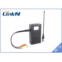 Buy cheap Wireless Digital QPSK cofdm transmitter For Collect Crime Evidence , AES256 Encryption from wholesalers