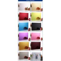 China Full Size Acrylic Plastic Sheets for Decoration Sign Materials Wholesale from China on sale