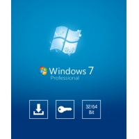 China 64 Bit Windows 7 Professional Activation Key Code Operating System on sale