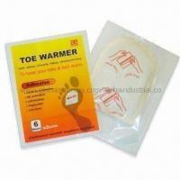 China Foot Warmers, Disposable Air Activated with 6 Hours Heat Duration Time wholesale