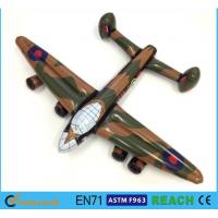 Quality Silk Screen Print Pool Toys,Easy Grip Handles Inflatable Airplane Model Toys for sale