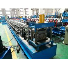 China Hydraulic Cutting Gutter Roll Forming Machine , 7.5KW Half Round Gutter Machine wholesale
