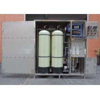 China Fully enclosed 500LPH RO Water Treatment System Water Purifier Filter wholesale