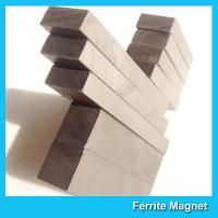 China Powerful Hard Sintered Barium Ferrite Magnet Strong Permanent High Reliability wholesale