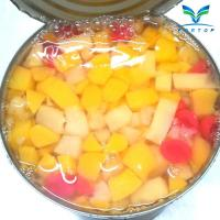 China Canned Fruit Cocktail / Canned Mixed Fruit wholesale