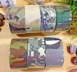 China Self Adhesive Camouflage tape wholesale