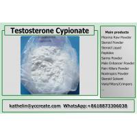 China Steroid Testosterone Cypionate Steroid Cycle / Test Cyp / Test C For Bodybuilding CAS 58-20-8 wholesale