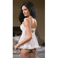 China Sexy cute babydoll lingerie wholesale