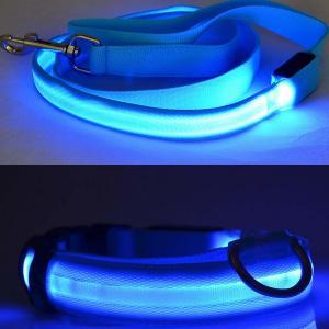 China LED Reflective Dog Collar USB Rechargeable wholesale