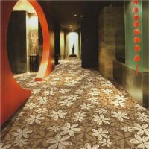 China Decorative PVC Commercial Flooring , PVC Self Adhesive Floor Tiles wholesale